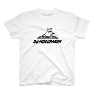 DJ-MOGURASAN  T-Shirt