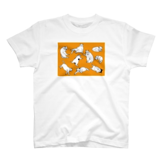 にゃんだふるライフ T-shirts