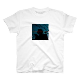 CURIO CITY PhotoT–shirt T-shirts