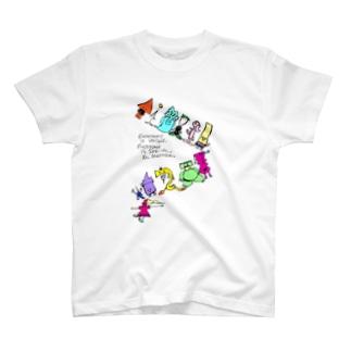 Everybody T-shirts