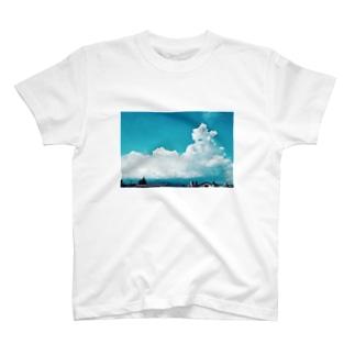 夏休み初日 T-shirts