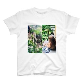 イザベラ Painter T-shirts