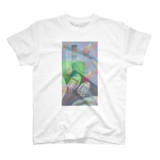 スニーカー T-shirts