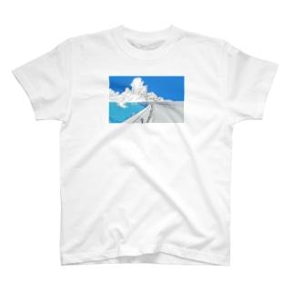 拝啓、あの日の凪へ T-shirts