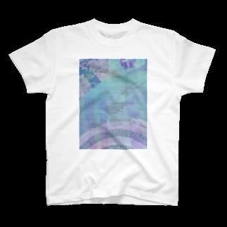 ぬっの青み T-shirts