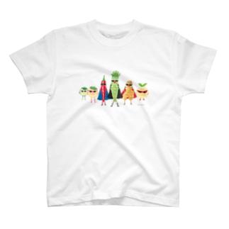 やくみレンジャー T-shirts