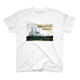東京都:東京ゲートブリッジ Tokyo gate bridge/ Japan T-shirts