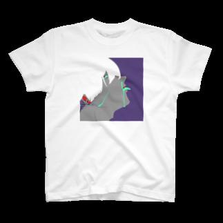 けだまるのはなぢ君 T-shirts