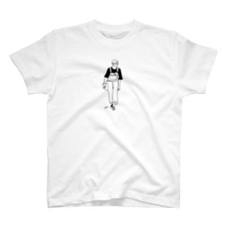 Skater. T-shirts