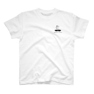 【ブランド立ち上げ記念SALE】GRITWEAL Logo ホワイト T-shirts