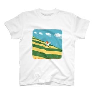 9.19 秋が来る T-shirts