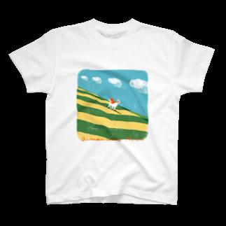 One Dog a Dayの9.19 秋が来る T-shirts