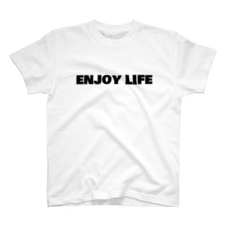 ENJOY LIFE T-shirts