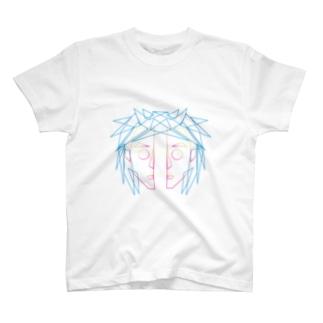 ドレッドパックリ T-shirts