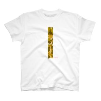 I CAMO T-shirts