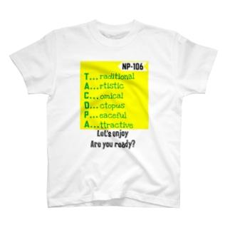 タコパ T-shirts