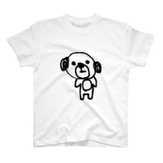 いぬ T-shirts