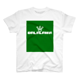 バラライカ-pop T-shirts