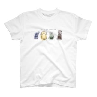 コーヒーセット T-Shirt