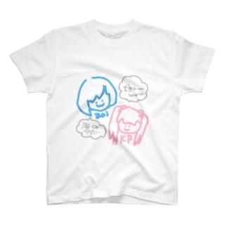 きみぷりちゃんかわいいね T-shirts