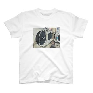 コインランドリー 02 T-shirts