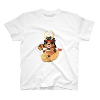 たぬきおやじTシャツ T-shirts