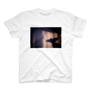 明日はどこへ行こう。 T-shirts