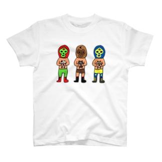 チマホマレスラー T-Shirt