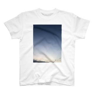 190720夕暮れvol.2 T-shirts