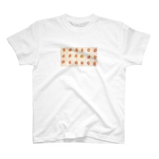 ひよこ豆 T-shirts