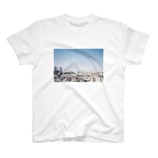 君の住む街 T-shirts