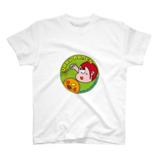三条カレーラーメン T-shirts