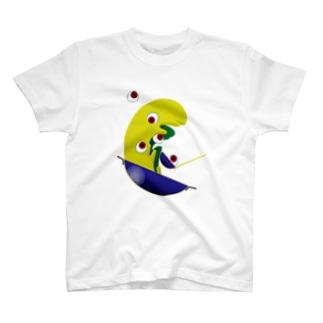 五目炒飯 T-shirts