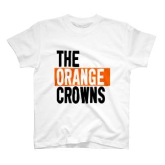 オレンジクラウンズ T-shirts