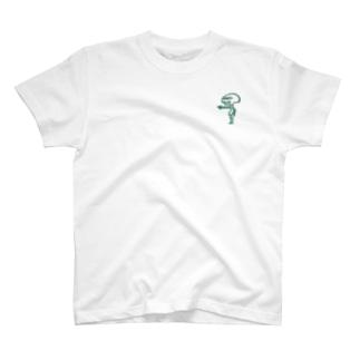 うつぅーじん T-shirts