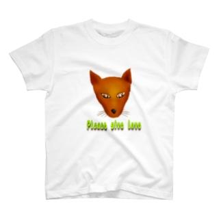 愛をください T-shirts