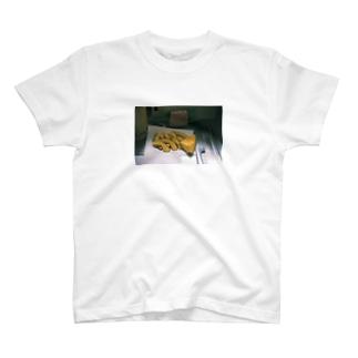 実家、かぼちゃ編 T-shirts