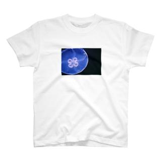 ラッキーなクラゲ T-shirts