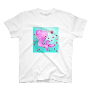 ラブな4 T-shirts