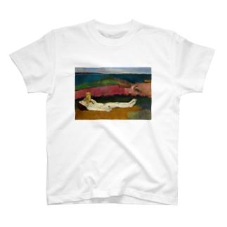 ポール・ゴーギャンの絵画 T-shirts