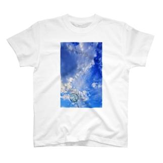 スカイブルー3 T-shirts