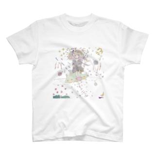 宇宙からきみへ T-shirts
