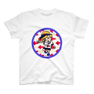 ヒダリくん T-shirts