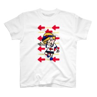 ヒダリくん! T-shirts