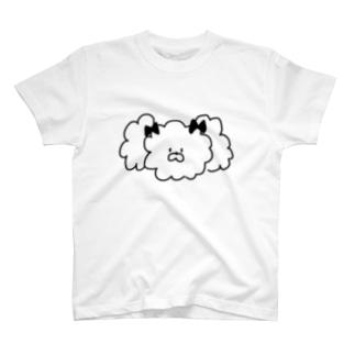 シンプルなわたわぬ。 T-shirts