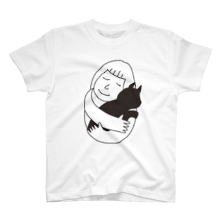 KinniesのキニT(ロゴB)-Tシャツ T-shirts