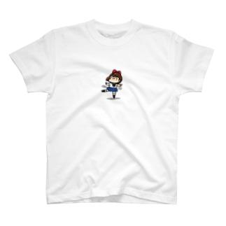 回るJK T-shirts