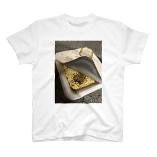 味がないカップ焼きそばT T-shirts