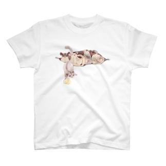 ももンズ T-shirts