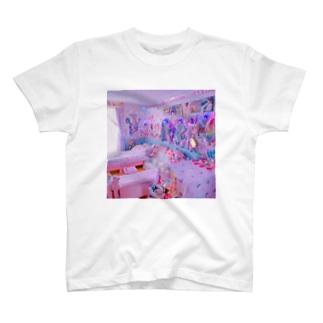 まーしゃるルーム T-shirts